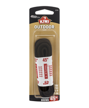 Kiwi 45'' Outdoor Laces Round Brown - 1 CT