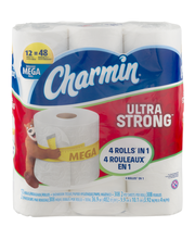 Charmin® Ultra Strong™ Toilet Paper 12 ct Pack