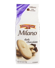 Pepperidge Farm® Milano® Dark Chocolate Cookies, 6 oz. Bag