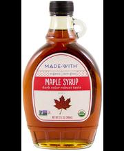 Madew Maple Syrup Dark