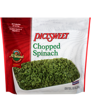 Pictsweet® Farms Simple Harvest Chopped Spinach 12 oz. Stand ...