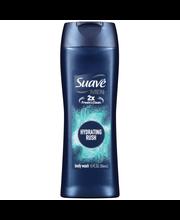 Suave® Men Hydrating Rush Body Wash 12 fl. oz. Squeeze Bottle