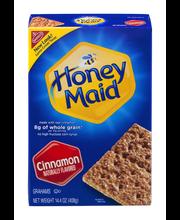 Nabisco Honey Maid Cinnamon Grahams 14.4 oz. Box