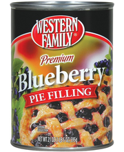 Wf Blueberry Pie Filling