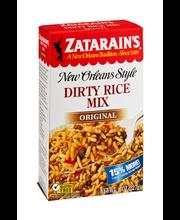 Zatarain's® Dirty Rice, 8 oz