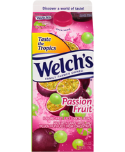 Welch's® Passion Fruit Flavored Fruit Juice Cocktail Blend 59...