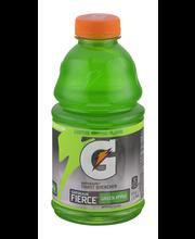 Gatorade® Fierce Thirst Quencher Green Apple 32 fl. oz. Bottle