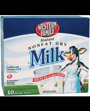 Wf Instant Milk 1 Qt