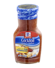McCormick® Original Cocktail Sauce for Seafood 8 fl. oz. Jar