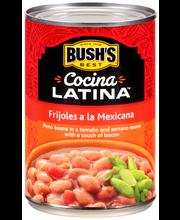 Bush's Best® Cocina Latina™ Frijoles a la Mexicana 15.5 oz Can