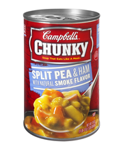 Campbell's® Chunky™ Split Pea & Ham with Natural Smoke Flavor...