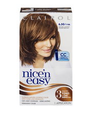 Clairol Nice 'n Easy, 6.5G/114A Natural Lightest Golden Brown...