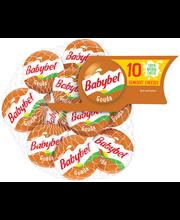 Mini Babybel® Gouda Semisoft Cheeses 10 ct Bag