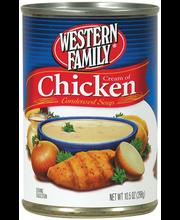 Wf Cream Of Chicken Soup