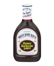 Sweet Baby Ray's Honey Barbecue Sauce 40 Oz Squeeze Bottle