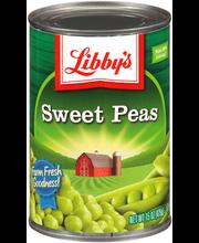 Libby's® Sweet Peas 15 oz. Can