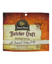 Boar's Head Butcher Craft Turkey Jerky Buffalo Style