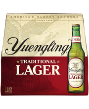 Yuengling® Traditional Lager 12-12 fl. oz. Bottles