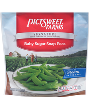 Pictsweet® Farms Signature Baby Sugar Snap Peas 10 oz. Bag