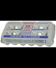 Wf Large Eggs 18 Pk