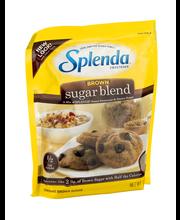 Splenda® Brown Sugar Blend Sweetener 1 lb. Stand-Up Bag