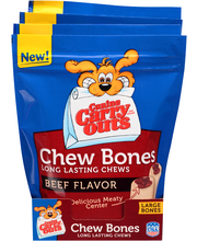 Canine Carry Outs® Chew Bones Beef Flavor Dog Snacks 14 oz. S...