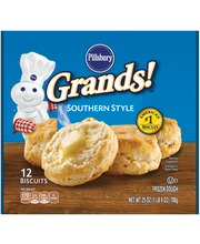Pillsbury Grands!™ Southern Style Biscuits 12 ct 25.0 oz Bag