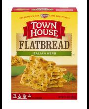 Keebler® Town House® Italian Herb Flatbread Crisp Crackers 9....