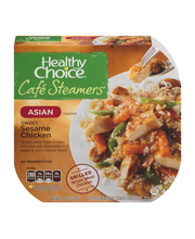 Healthy Choice® Cafe Steamers® Sweet Sesame Chicken 9.75 oz. ...