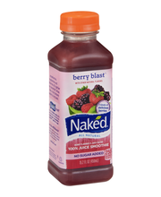 Naked Juice® Berry Blast™ 100% Juice Smoothie 15.2 fl. oz. Bo...