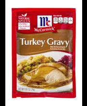 McCormick® Turkey Gravy Mix .87 oz Packet