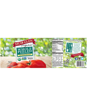 Muir Glen™ Organic San Marzano Style Whole Peeled Tomatoes 28...