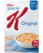 Kellogg's® Special K® Original Toasted Rice Cereal 12 oz. Box