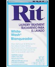 Rit® Laundry Treatment White-Wash® 1.125 oz.