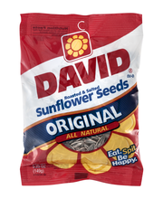 David Sunflower Seeds Roasted & Salted