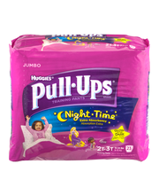 Huggies® Pull-Ups® Night Time® for Girls 2T-3T Training Pants...
