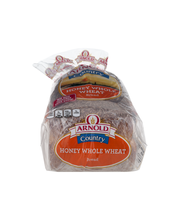 Arnold Country Bread Honey Whole Wheat