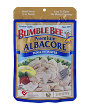 Bumble Bee® Premium Albacore Tuna in Water 5 oz. Pouch