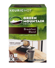 Green Mountain Coffee® Breakfast Blend Coffee K-Cup® Packs 12...
