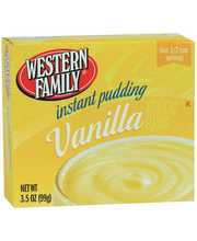 Wf Inst Vanilla Puddng