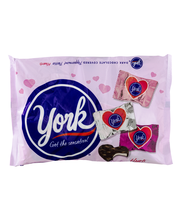 York Valentines Peppermint Patties Hearts