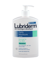 Lubriderm® Normal to Dry Skin Sensitive Daily Moisture Lotion...