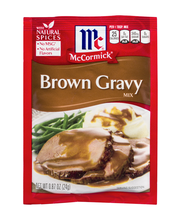 McCormick® Brown Gravy Mix 0.87 oz. Packet