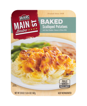 Reser's® Main St Bistro® Baked Scalloped Potatoes 20 oz. Box