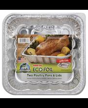 Poultry Pans & Lids