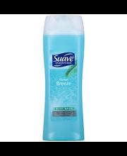 Suave® Essentials Ocean Breeze Body Wash 12 fl. oz. Squeeze B...
