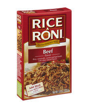Rice-A-Roni® Beef Flavor Rice Mix 6.8 oz. Box