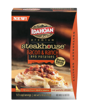Idahoan® Premium Steakhouse™ Bacon & Ranch Red Potato Slices ...