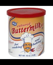 Cultured Buttermilk Blend