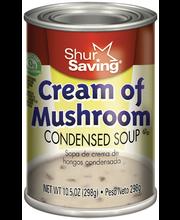 Shrsvg Cream Of Mushr Soup